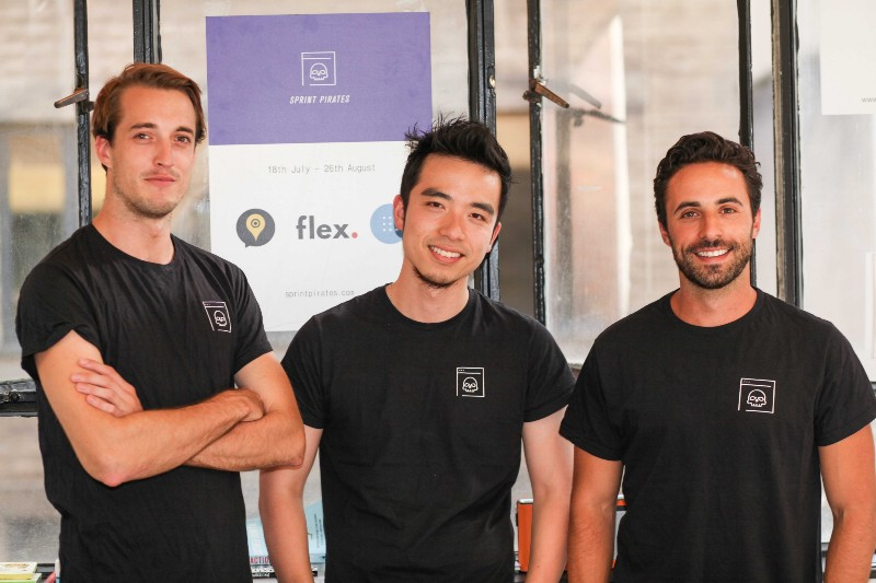 Young, bold, and talented – Annection's team of investors and growth-hackers